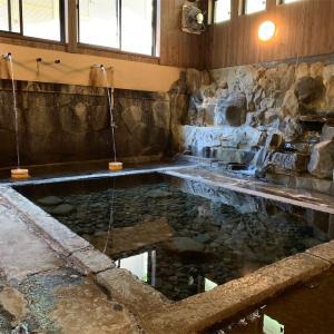 【九重町】川底温泉 蛍川荘~歴史を感じる浴室と美しすぎる温泉が凄い!