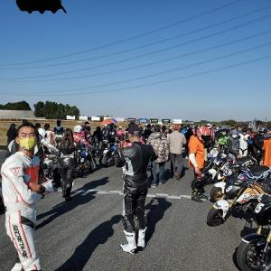 11/22 レン耐 筑波 変則4時間耐久レース(決勝レース編)