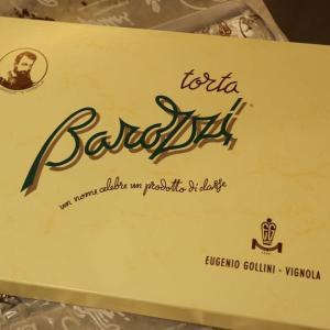 イタリアのお菓子 トルタ・バロッツィ(Torta Barozzi)