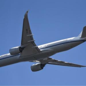 エアバスA350XWB  乗り入れがメチャ増えた関空です‼️