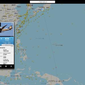 シンガポール航空cargo ジャンボがメルボルンから飛来した。本当に久し振りにです❗️