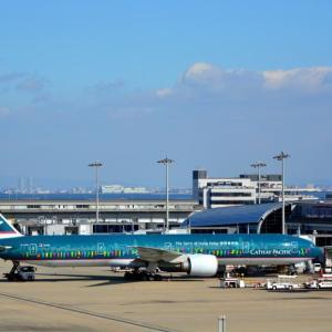 経営難のキャセイ航空、政府主導で支援 5400億円の資本調達❗️我国 ANA&JAL は❓