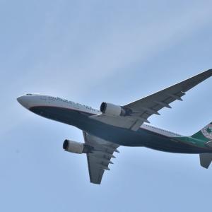 関空:プレイバックシーン✈️夏の日の関空 2019/7/28 ブリティッシュ・エアラインズ 787-9だった‼️