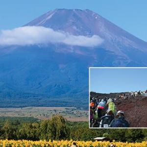 コロナで富士山が閉山、山小屋営業休止に〔敗軍の将、兵を語る〕8月10日は山の日🗻🏔