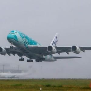 ANA巨大機「A380」行先のないフライト第2弾 前回とどう違う? 2機のA380取り巻く事情・・・2020.09.19 乗りものニュース編集部