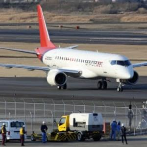 三菱ジェット、1兆円空回り 凍結まで6度延期 ✈️もう飛べないのか❓❓