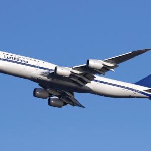 747-8やA380の超大型機、コロナ乗越え続々と空へ 2021/06/08 20:25