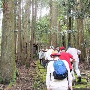 9月29日(日)は、「吉田郡山城&多治比猿掛城」の山城歩きに参加でした(^.-)☆(5)