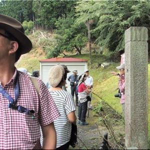 9月29日(日)は、「吉田郡山城&多治比猿掛城」の山城歩きに参加でした(^.-)☆(6)