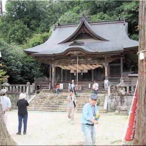 9月29日(日)は、「吉田郡山城&多治比猿掛城」の山城歩きに参加でした(^.-)☆(10)