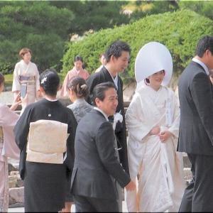 挙式列席で、10/19~20の2日間は京都行きとなりました(^.-)☆(20)