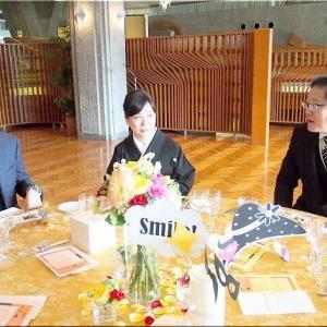 挙式列席で、10/19~20の2日間は京都行きとなりました(^.-)☆(24)