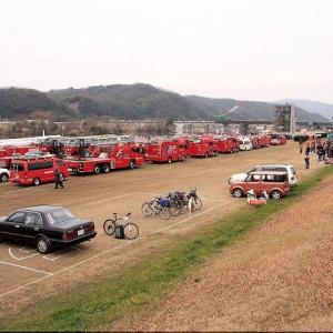 2020年「福山消防出初め式」(2)