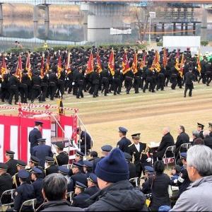 2020年「福山消防出初め式」(7)