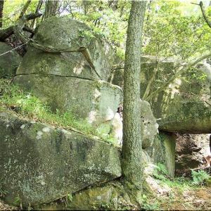 5/23(土)、神辺町上御領「奈良原遺跡」を散策でした(^.-)☆(18)