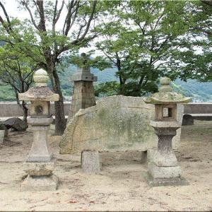 栂丸山から下山後は、「神島天神社」に立ち寄りでした(^.-)☆(2)