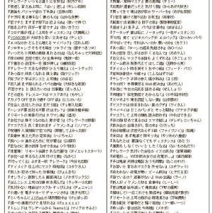 ふ~ん、「第一生命サラリーマン川柳」の優秀100句が発表されましたか(^.-)☆