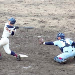 本日・7/10(土)は、久し振りに高校野球観戦となりました(^.-)☆(10)