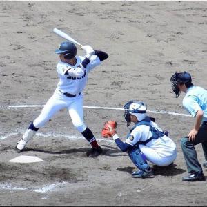 7/17(土)もまた、福山市民球場で高校野球観戦のGONsanです(^.-)☆(5)