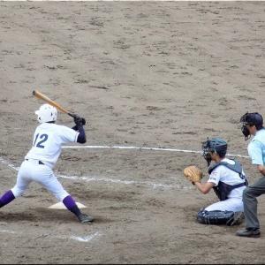 7/17(土)もまた、福山市民球場で高校野球観戦のGONsanです(^.-)☆(7)
