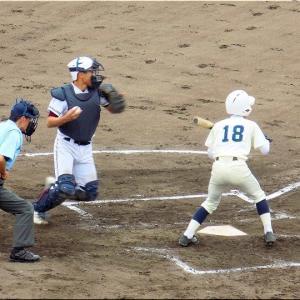 7/17(土)もまた、福山市民球場で高校野球観戦のGONsanです(^.-)☆(10)