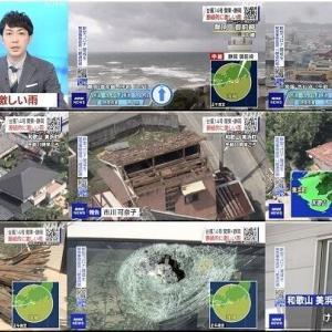 台風14号…瀬戸内沿いに暮らします者にとりましては、特に被害も出なかったような…