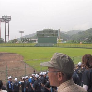 2019/07/14・全国高校野球選手権広島大会観戦(^.-)☆(15)