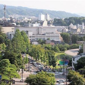 嫁さんの甥の挙式で、8/2~8/4の3日間は金沢行きのGONsanでした(^.-)☆(5)