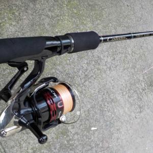 釣りに行きたい(´;ω;`)ウゥゥ