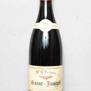 Saint Joseph l'Olivaie 2001 Coursodon