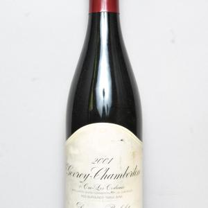 Gevrey-Chambertin 1er cru Les Corbeaux 2001 Denis Bachelet
