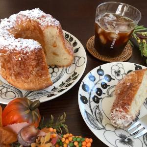 焼きたても冷やしても美味しい手作りパンで朝ごはん