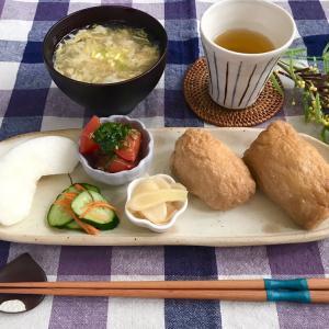 常備菜でほっこり和ンプレート朝ごはん