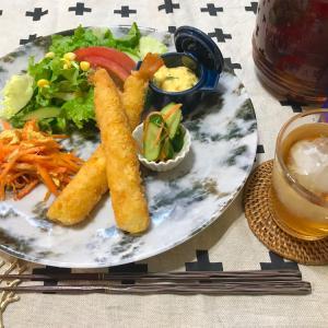 忙しい日の手抜きde晩ごはん☆自家製あんず酒レシピ
