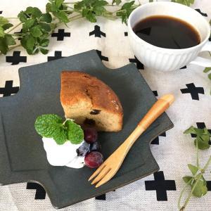 益子陶器市☆お気に入りプレートでおうちカフェ♪