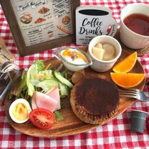 ローソンから新発売のケーキの様なティラミス⁈パンで朝ごはん
