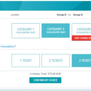 EURO2020チケットの抽選申込み完了!でも『チケットより優先すべきこと』とは?