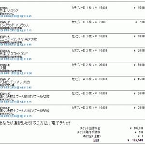 【ラグビーW杯チケット】宣言テクで決勝・開幕戦・日本戦ゲット!8/10先着販売レポ&今後の完売チケット復活日時は<8/13:最新の復活情報を3章に追記!>