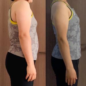 【30代女性】9キロ減!初成功のダイエットに!