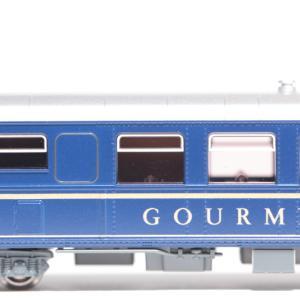 KATO 5280 アルプスの青いレストランカーWR3811
