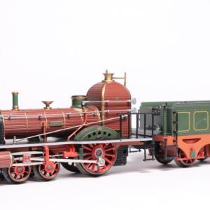 D1/3 蒸気機関車にサウンド搭載
