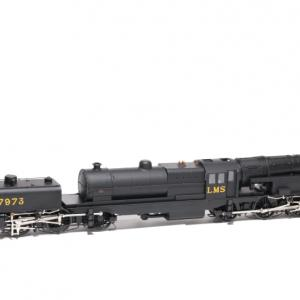 ガラット式蒸気機関車 LMS Beyer Garratt