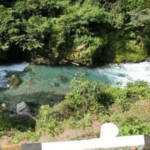 【スマホを紛失】岐阜県の神崎川へ【板取川よりきれい?】