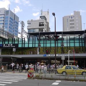 適当に関西の駅を巡った No.6【JR森ノ宮駅】