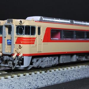 MICRO ACE 名鉄キハ8000系 特急北アルプス (晩年 3両セット)を導入しました。。。