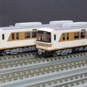 鉄コレ 「北神急行電鉄 7000系 」② 。。。不良品だった7153号車のリペアに失敗してしまいました ☟