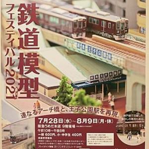 鉄道模型フェスティバル2021 ➀。。。【新製品/再生産品】 編