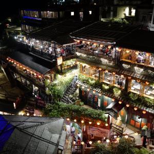 【フォトジェニック台湾】『千と千尋の神隠し』の街「九份(きゅうふん)」を満喫&映える写真を撮る方法