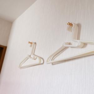 【動線ゼロ収納!】洗濯用ハンガーを、手に取りやすく片付けやすく。家事がさらにラクになりました。