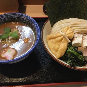 鶴見のつけ麺とGHBASSのキャンプモカシン